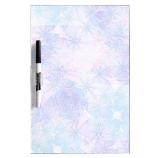 Pastel Swirls Dry-Erase Whiteboards