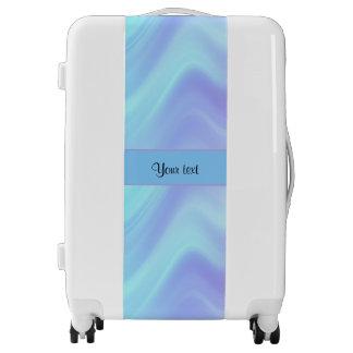 Pastel Swirls Luggage