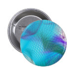 Pastel Teal Blue Violet Sweet Dream Abstract Pinback Buttons
