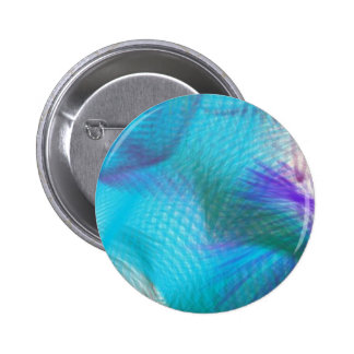 Pastel Teal Blue Violet Sweet Dream Abstract Pinback Button