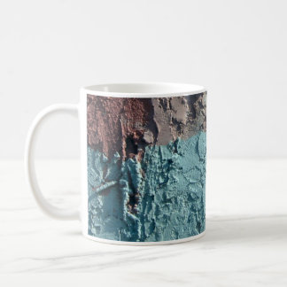 pastel texture mug