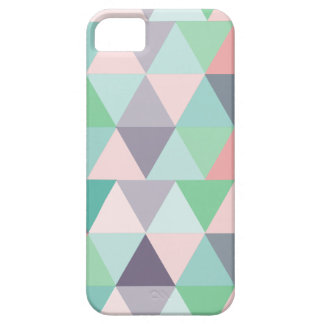 Pastel Triangles Modern iPhone cover iPhone 5 Covers