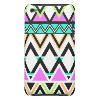 Pastel Tribal Pattern iPod Touch Cases