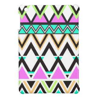 Pastel Tribal Pattern iPad Mini Cases