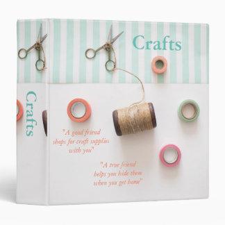 Pastel True Friends Craft Design Binder