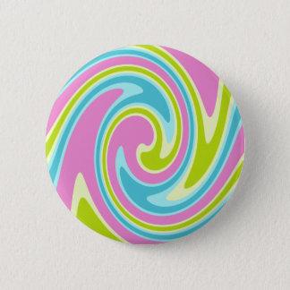 Pastel Twirl button