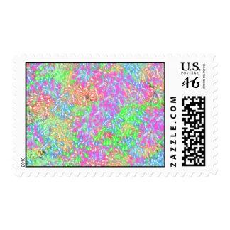 Pastel Tye Dye Postage