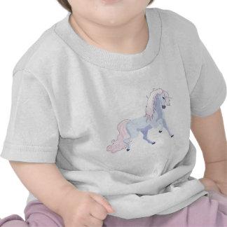 Pastel Unicorn Pink and Blue Shirts