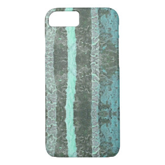 Pastel,Watercolor, Paint Stripes iPhone 8/7 Case