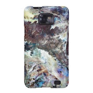 Pastel Watercolor Samsung Galaxy S Case