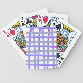 Pastel Wrap Around Bicycle Playing Cards