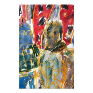 Pastel y Watercolour del aceite del arte del Papeleria