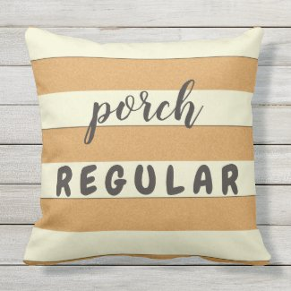 Pastel Yellow Stripes Custom Color and Text