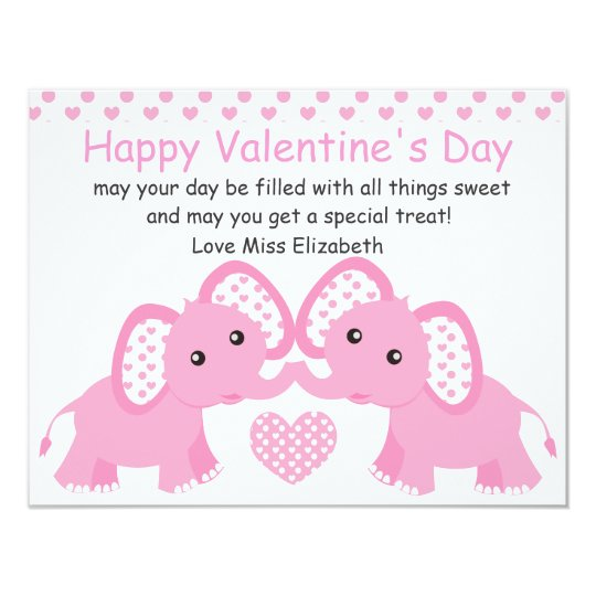 Pastelephants in Pink! Card
