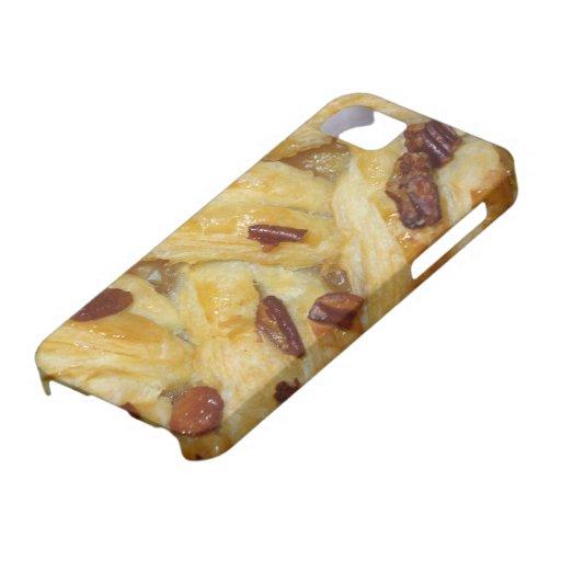 Pasteles daneses iPhone 5 fundas