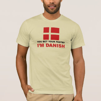 Pasteles daneses playera