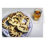 Pasteles de Azores - Espécies Tarjetas