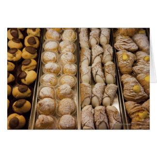 Pasteles italianos felicitacion