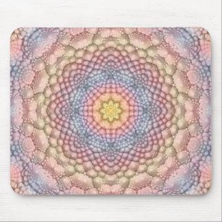Pasteles suaves Mousepad colorido
