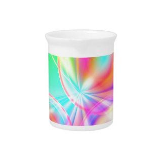 Pastell abstracto de la esfera creado por Tutti Jarron