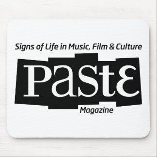 Pastelogobwclr_magandtag (B&W) Mouse Pad