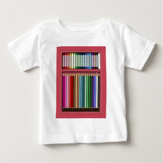 Pastels and pencils baby T-Shirt