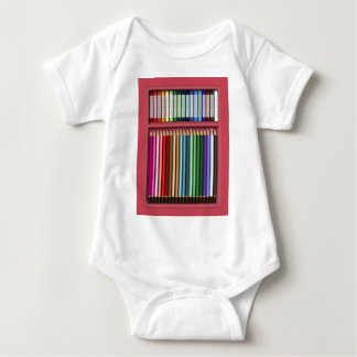Pastels and pencils shirt