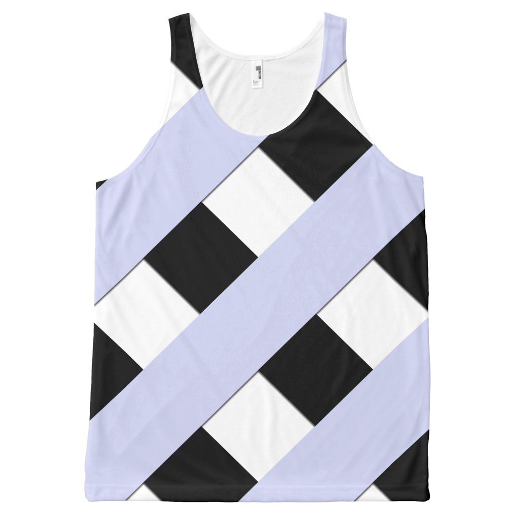 Pastels Geometric Crossing Lines on any Color
