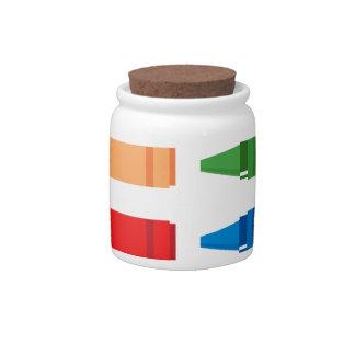 Pastels. Kids pastels - t-shirts Candy Jar