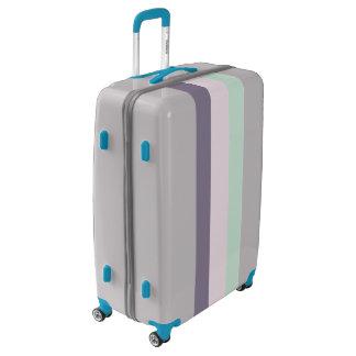 Pastels Luggage