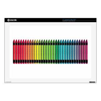 Pastels Laptop Decal