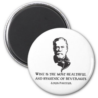 Pasteur - Wine Magnet
