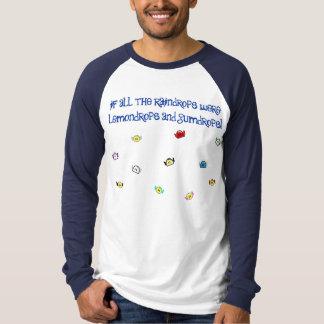 Pastilla de goma y camiseta de Lemondrop