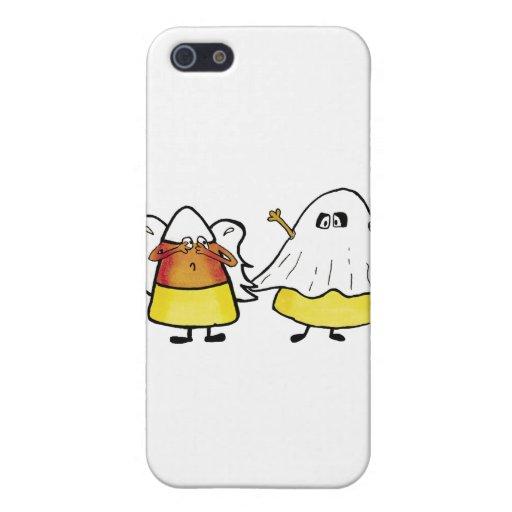 Pastillas de caramelo asustadas iPhone 5 funda