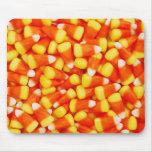 Pastillas de caramelo coloridas alfombrillas de ratones