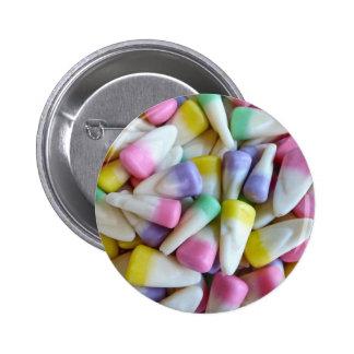 Pastillas de caramelo de Pascua Pin Redondo De 2 Pulgadas
