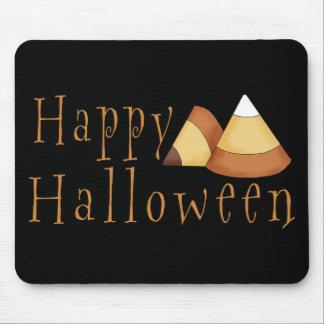 Pastillas de caramelo del feliz Halloween Alfombrillas De Ratones
