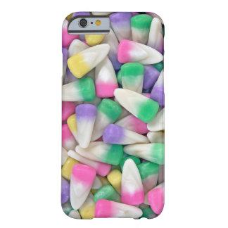 Pastillas de caramelo en colores pastel funda para iPhone 6 barely there