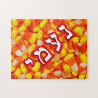 Pastillas de caramelo Naomi Puzzle Con Fotos