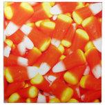 Pastillas de caramelo servilletas imprimidas