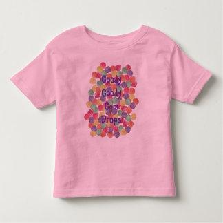 Pastillas de goma de la chuchería de la chuchería t shirts