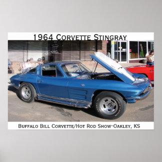 Pastinaca 1964 del Corvette Impresiones