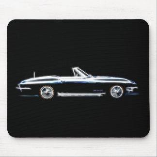Pastinaca 1965 de Chevrolet Corvette Mousepad