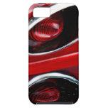 Pastinaca roja del Corvette iPhone 5 Cárcasas