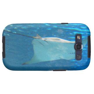 Pastinaca-Schwimmen-Telefon-Kasten Samsung Galaxy S3 Cárcasa