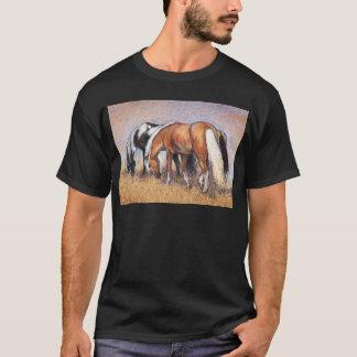 Pasto de caballos playera