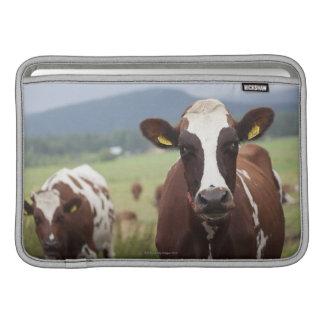 Pasto de vacas funda para macbook air