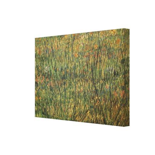 Pasto en la floración de Vincent van Gogh, arte