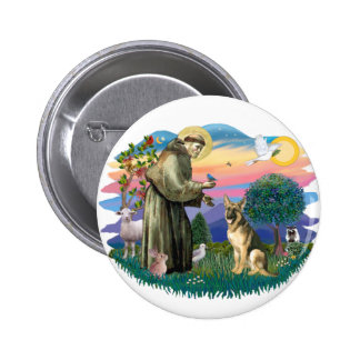 Pastor alemán (#2) pins