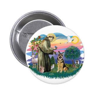 Pastor alemán (w) pins